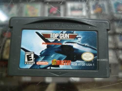 Top Gun - Firestorm Advance Nintendo Gameboy Advance Gba