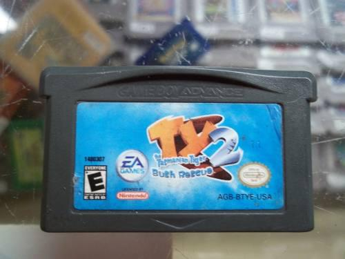 Ty The Tasmanian Tiger 2: Bush Rescue Game Boy Advance Gba