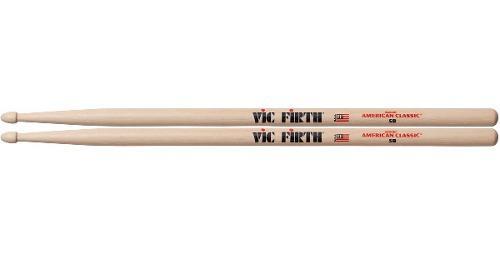 Vic Firth 5b Baquetas Para Batería
