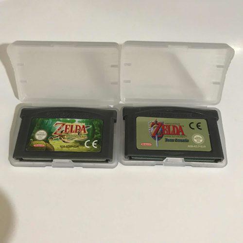 Zelda Minish Cap + Zelda A Link To The Past R Pr0+ Envío