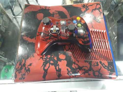 Consola Xbox 360 Edición Gears Of War 3