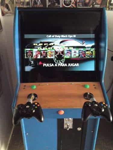 Maquinas Polito Xbox 360 Y Controles.