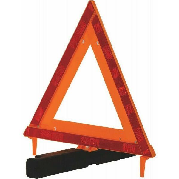 Par de triángulos de seguridad de plástico Desde $50.00