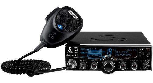 Radio Cb Cobra 29 Lx Bluetooth -serie Nueva De Cobra 29lx Bt