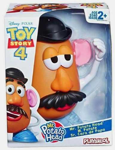 Señor Cara De Papa Toy Story 4 Playskook