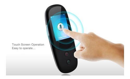 T6 Traductor De Voz, Touchscreen, Wifi, 4g, 41 Idiomas