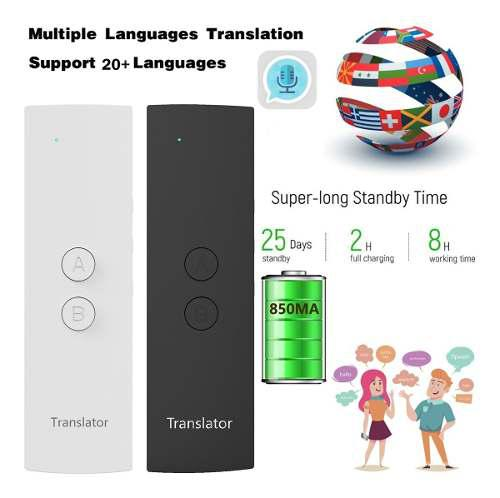 T6 Traductor Voz En Tiempo Real Instantáneo Multi - Idioma