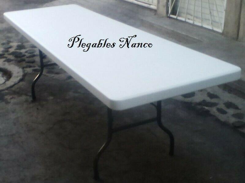 TABLON PLEGABLE DE PLASTICO