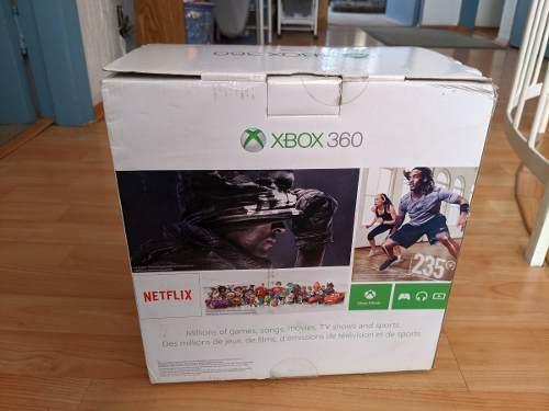 Xbox 360 Slim E 4gb Nuevo En Caja.