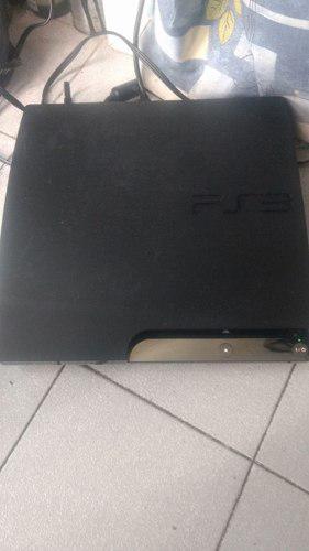 Consola Ps3 Slim 160 Gb Con 13 Juegos