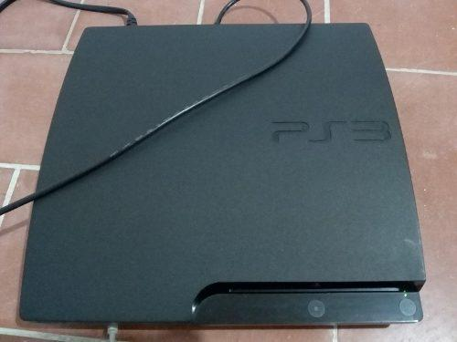 Consola Ps3 Slim 160 Gb Detalles Solo Uso.