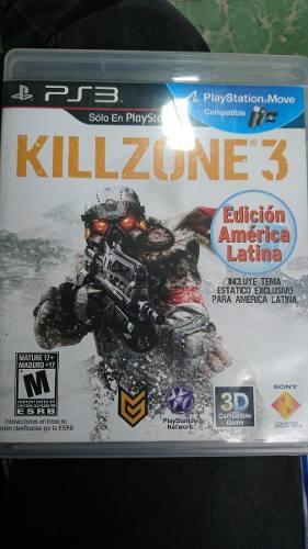 Killzone 3 En Excelentes Condiciones