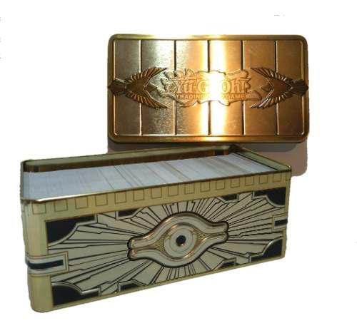 Lata Con 600 Cartas De Yu-gi-ho Al Azar Nuevas