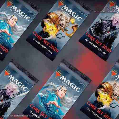 Magic The Gathering Core Set 2020 Booster Pack Inglés