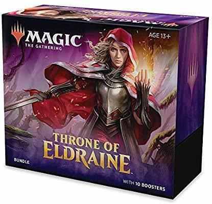 Magic The Gathering - Throne Of Eldraine Bundle (en Ingles)
