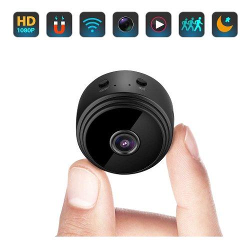 Mini Camara Espia Oculta Vision Nocturna p Wifi Hd