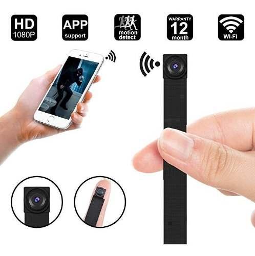 Wifi Mini Cámara Espía, p Mini Portátil Diy Módulo