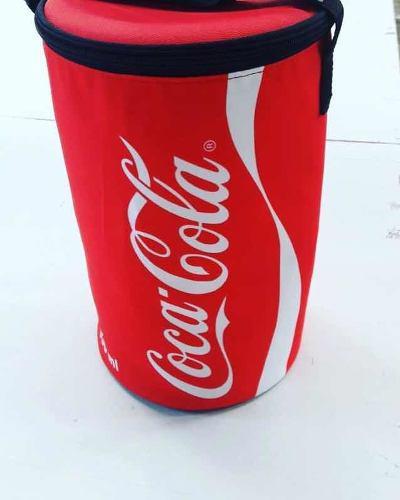 15 Hieleras Coca Cola (10 De 16 Latas Y 5 De 6 Latas)