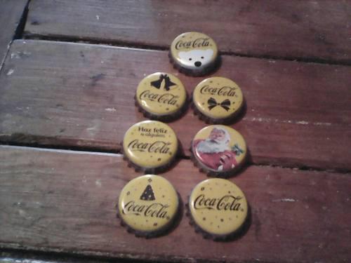 7 Corcholatas De Navidad De Coca Cola Diferentes Para