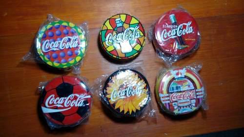 9 Ahlajeros Coca Cola Nuevos Coleccion Y Media
