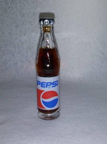 Botellita Pepsi De Los 90s - Rara De Encontrar. Coca Cola