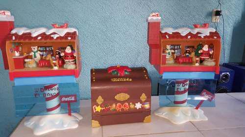 Buzon Coca Cola Y Cofre Collection