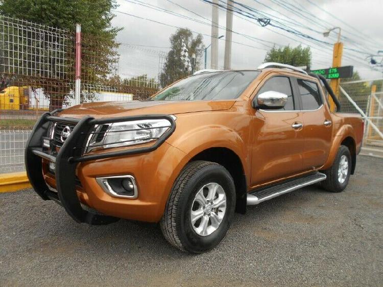 Camioneta Pick Up NISSAN FRONTIER LE DOBLE CAB., Mod. 2017