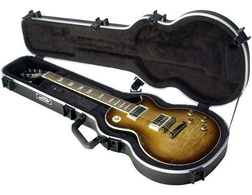 Case Estuche Guitarra Les Paul Rigido, Skb 1skb-56