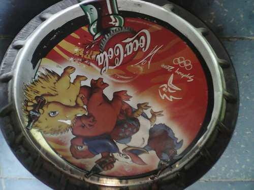 Charolade Coca Cola De Sidney 2000 De 33 Cm Para Coleccion
