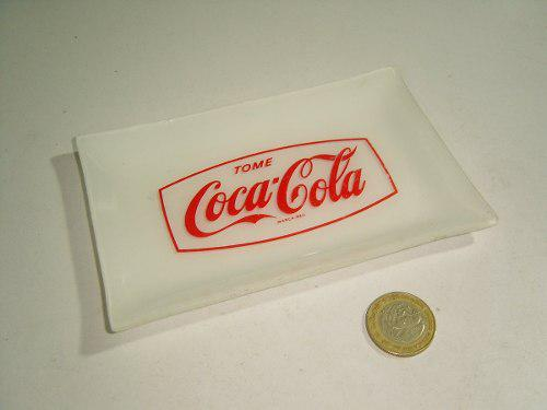 Charolita En Vidrio De Tome Coca Cola