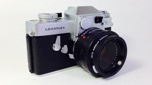 Cámara Leica Leicaflex 1084674 Con Lente Summicron (ref