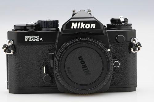 Cámara Nikon Fm3a En Muy Buena Condición