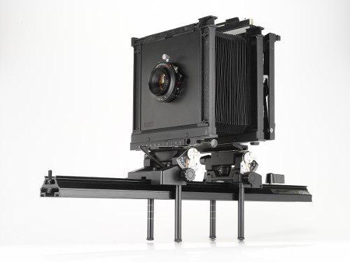 Cámara Sinar 4 X 5 Alpina Con Lente Geronar 150mm F 6.3
