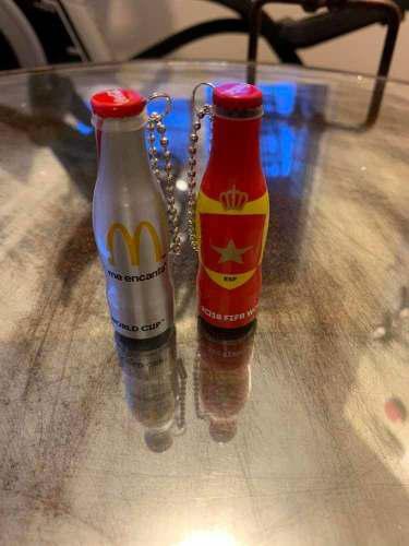 Coca Cola Aluminio Rusia 2018 Macdonals