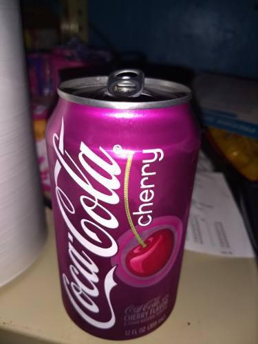 Coca Cola Cereza