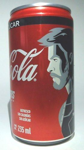 Coca Cola Lata, Avengers End Game, Thor, Ed. 2019