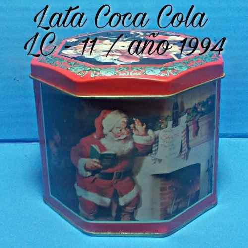 Coca Cola - Lata De Colección 1994 - # Lc - 11