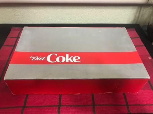 Coca Cola,caja Exclusiva De Latas De Sabores