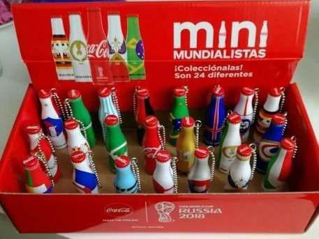 Coleccion De Coca Cola 22 Botellitas