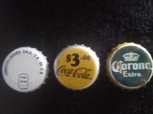 Corcholatas Coca Cola