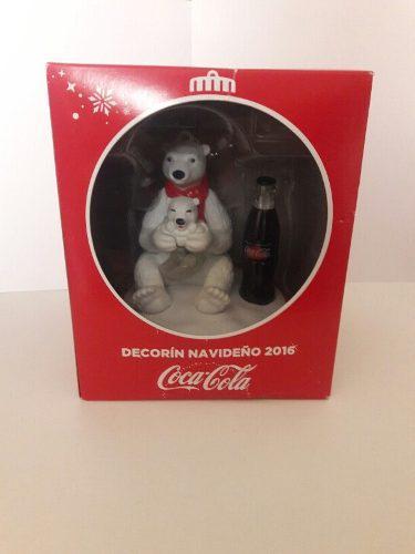 Decorin Coca Cola 2016 Oso Polar Nuevo Envio Gratis