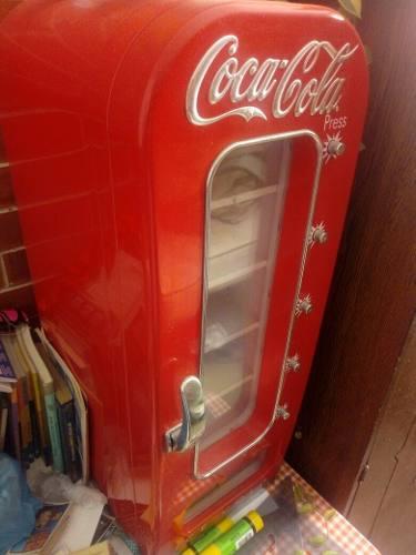 Enfriador Coleccion Coca Cola 10 Latas