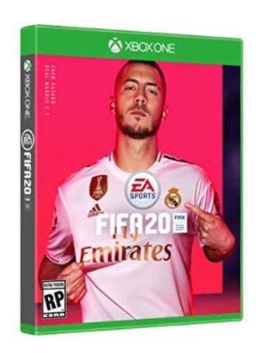 Fifa 20 Ps4 Xbox Standard Edition Formato Fisico Envío Inm