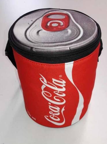 Hielera Coca Cola Capacidad 6 Latas De 355 Ml