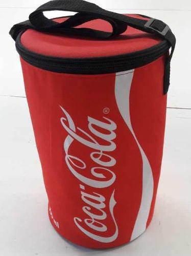 Hielera Coca Cola Poliéster Capacidad 16 Latas De 355 Ml