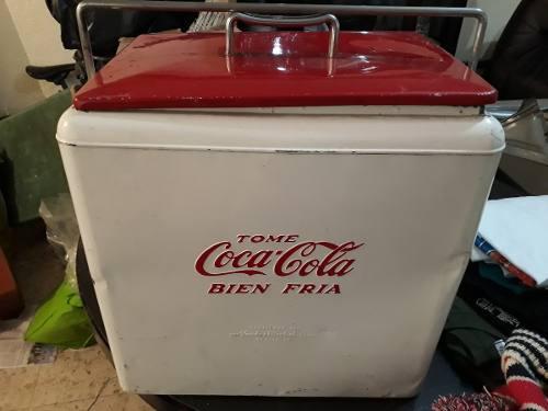 Hielera Original Coca Cola