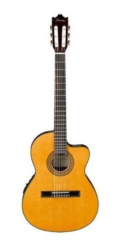 Ibanez Ga5tce-am Guitarra Electro-acústica Cuerdas De Nylon