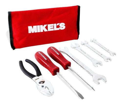 Kit De Emergencia Básico De Herramientas Mikels Con 7