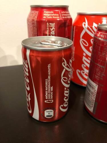 Lata Coca-cola Francesa 150 Ml