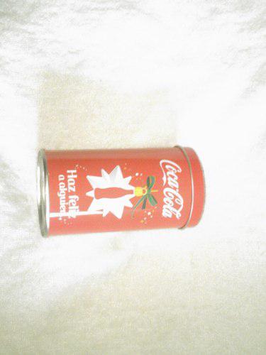 Lata Conmemorativa Coca Cola